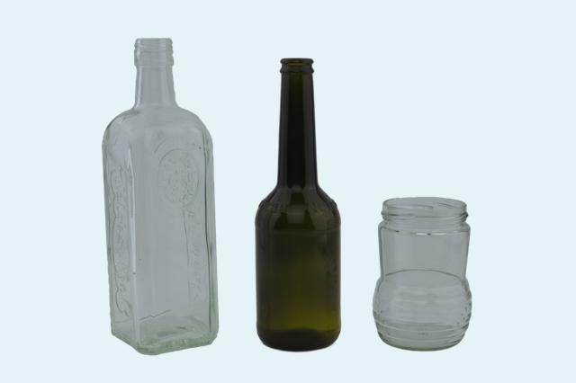Klant specifieke glazen verpakkingen